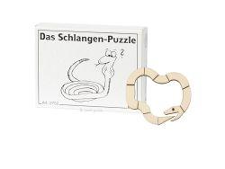 Knobelspiel/GeduldspielMini Puzzle Das Schlangenpuzzle