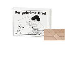 Mini Puzzle Der geheime Brief