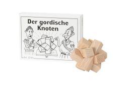 Knobelspiel/GeduldspielMini Puzzle Der gordische Knoten