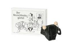 Knobelspiel/GeduldspielMini Puzzle Der Keuschheitsgürtel
