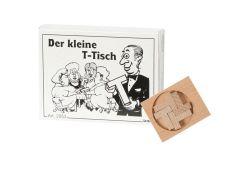 Knobelspiel/GeduldspielMini Puzzle Der kleine T-Tisch