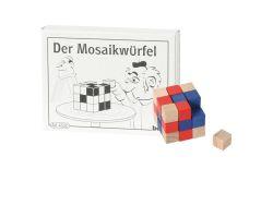 Knobelspiel/GeduldspielMini Puzzle Der Mosaikwürfel