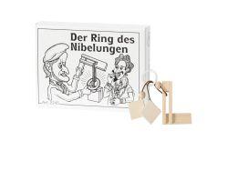 Knobelspiel/GeduldspielMini Puzzle Der Ring des Nibelungen