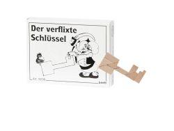 Knobelspiel/GeduldspielMini Puzzle Der verflixte Schlüssel