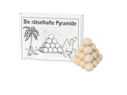 Knobelspiel/GeduldspielMini Puzzle Die rätselhafte Pyramide