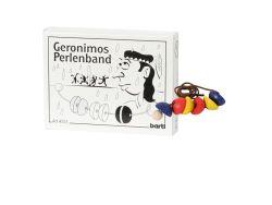 Knobelspiel/GeduldspielMini Puzzle Geronimos Perlenband