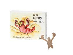Knobelspiel/GeduldspielSternzeichen Krebs, Mini Puzzle