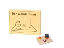 Knobelspiel/GeduldspielMini Spiel Der Wanderturm