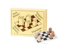 Knobelspiel/GeduldspielMini Spiel Dodl-Schach