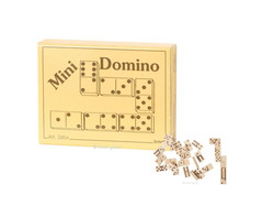 Mini Spiel Mini-Domino