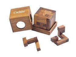 Knobelspiel/GeduldspielPackwürfel Cochise