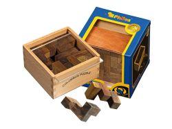 Knobelspiel/GeduldspielPackwürfel Columbus Puzzle