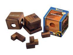 Knobelspiel/GeduldspielPackwürfel Ariadne-Cube