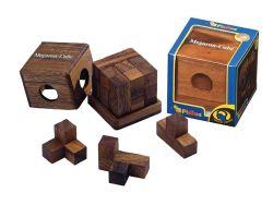Knobelspiel/GeduldspielPackwürfel Megaron-Cube