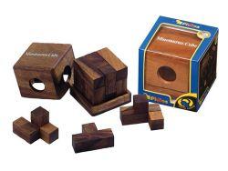 Knobelspiel/GeduldspielPackwürfel Minotauros-Cube