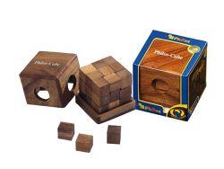 Knobelspiel/GeduldspielPackwürfel Philos-Cube