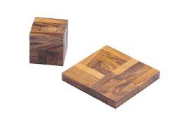 Knobelspiel/GeduldspielPackwürfel Yachimata-Cube