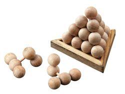 Knobelspiel/GeduldspielPuzzle Pyramide Der Fluch des Pharao