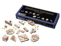 Knobelspiel/GeduldspielPuzzle Variante Minipuzzle-Sortiment