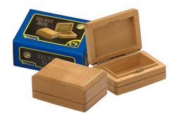 Puzzle mit Trick Secret Box