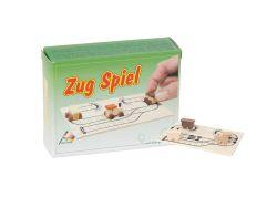 Knobelspiel/GeduldspielTaschenpuzzle Das Zug-Spiel
