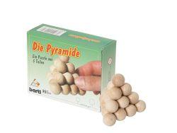 Taschenpuzzle Pyramide 5 Teile